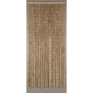 Rideau De Porte Bambou Gifi