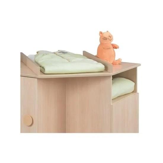 meuble a langer d angle erable softy