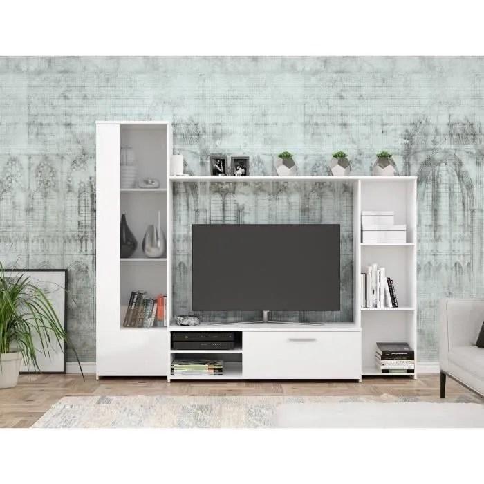 meuble tv 220 cm