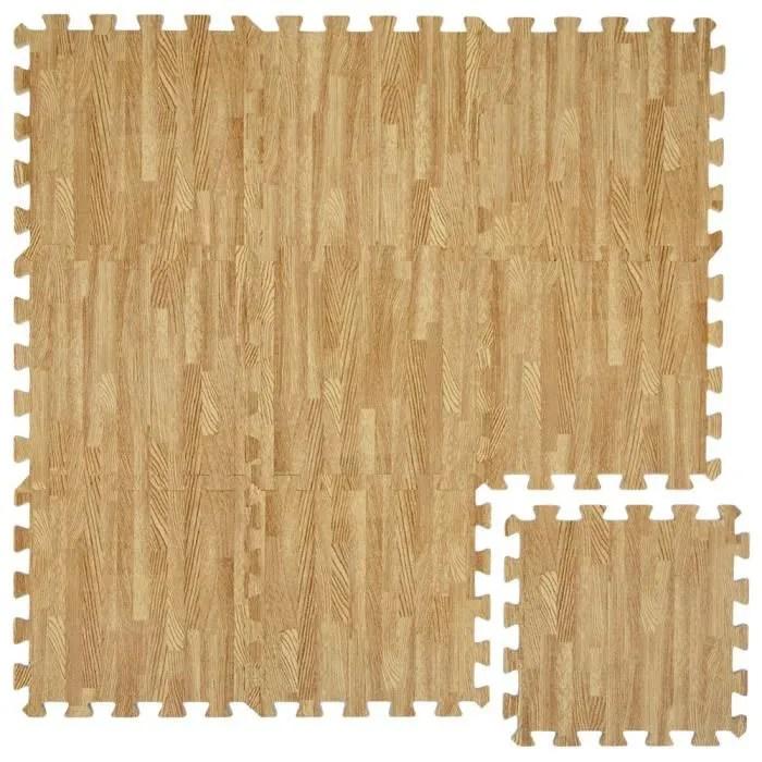 tapis puzzle 9 pieces en mousse eva couleur sol st