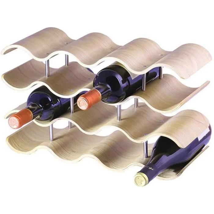 unho casier a bouteilles empilable
