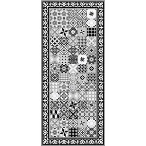 tapis vinyl carreaux de ciment
