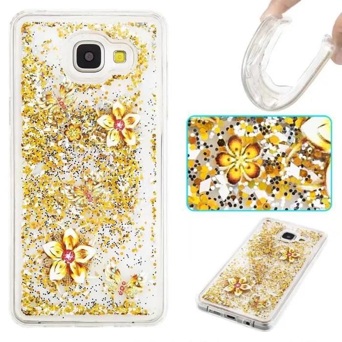 Coque Samsung Galaxy Grand Prime G530 Paillettes D Or Fleurs Luxueux Brillant Bling Eclat Ecoulement Liquide Conception Sable Achat Coque Bumper Pas Cher Avis Et Meilleur Prix Cdiscount