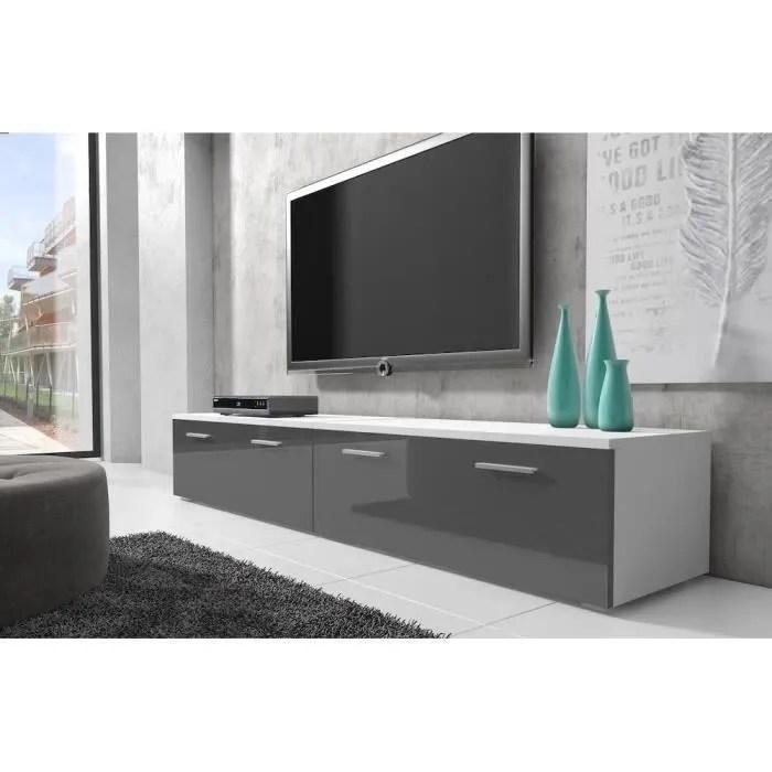 meuble tv 200 cm