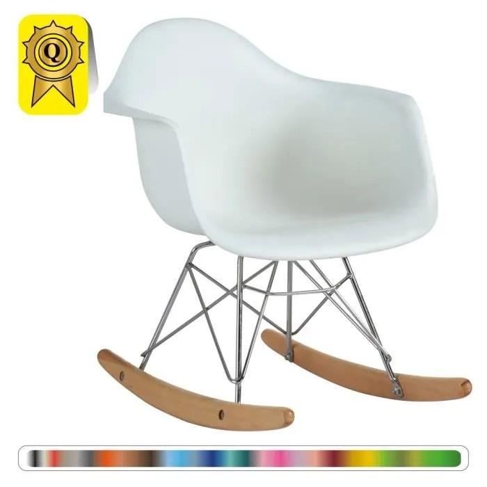 1 x fauteuil a bascule enfant