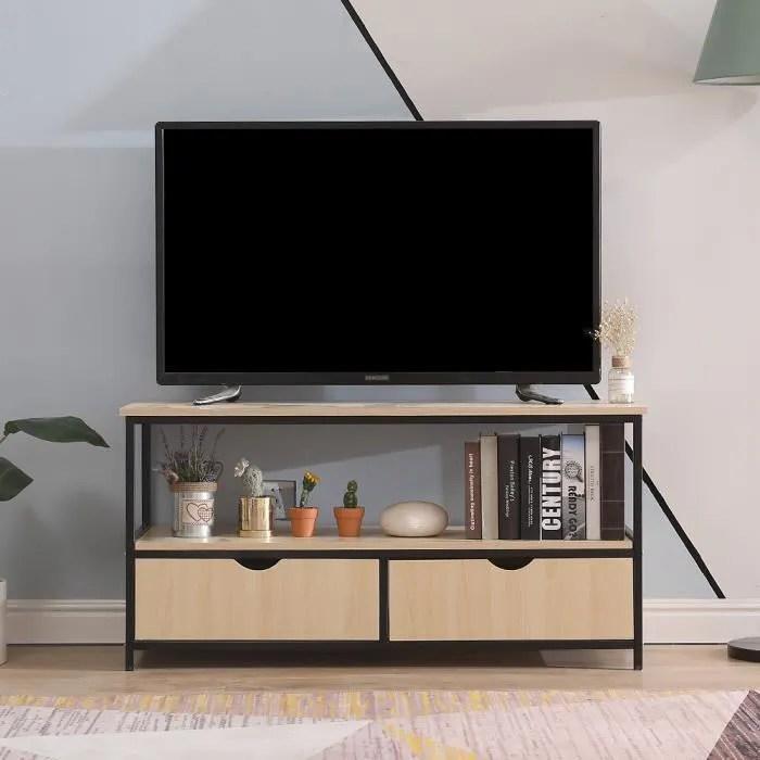 نسخة مطابقة للأصل الأموال الإثارة meuble buffet tv