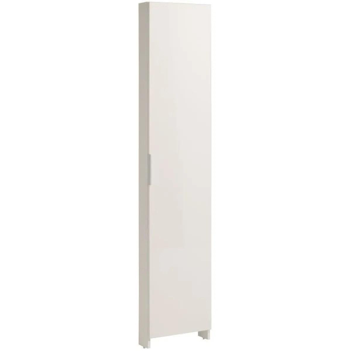 armoire sdb luxy colonne d angle de