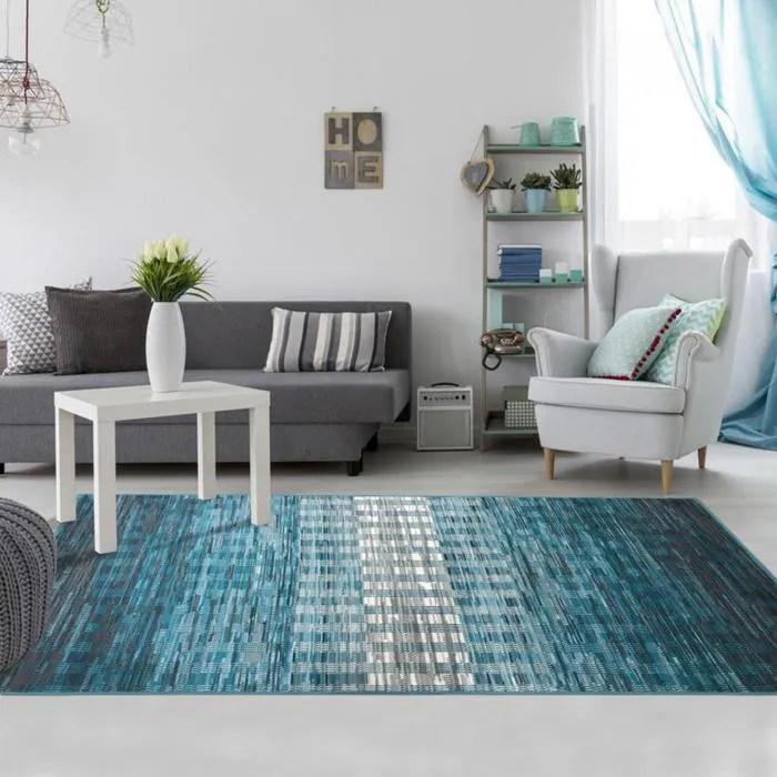 un amour de tapis geoflou 140x200 cm tapis moderne