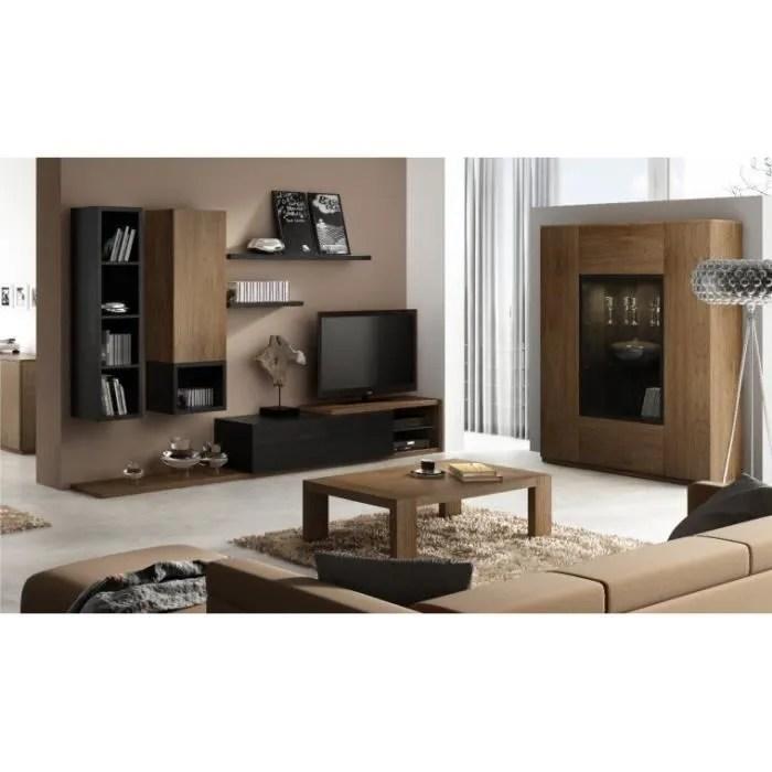 buffet bahut ensemble meuble tv mural