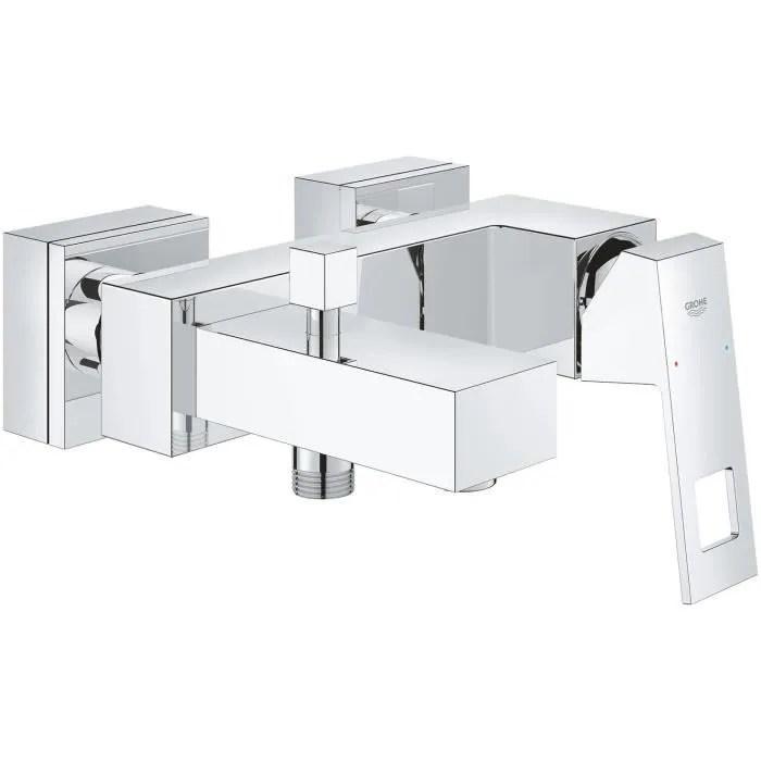 grohe mitigeur bain douche mural eurocube 2314000