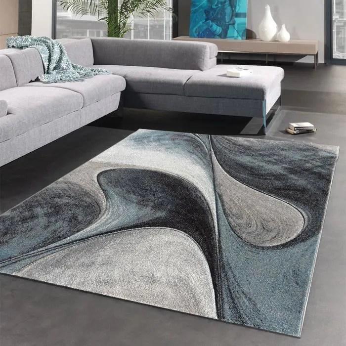 https www cdiscount com maison tapis tapis salon madila bleu 200 x 200 cm rond f 11725 auc3664183072161 html
