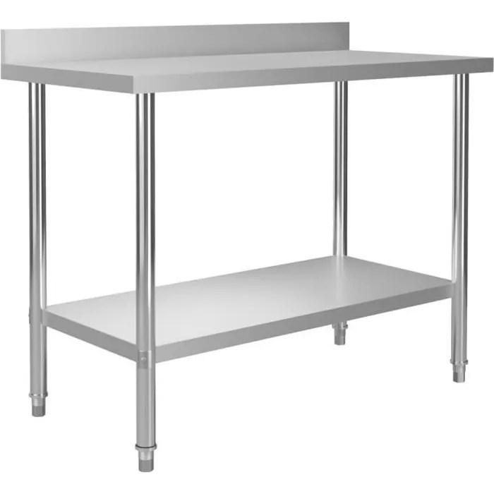 table inox
