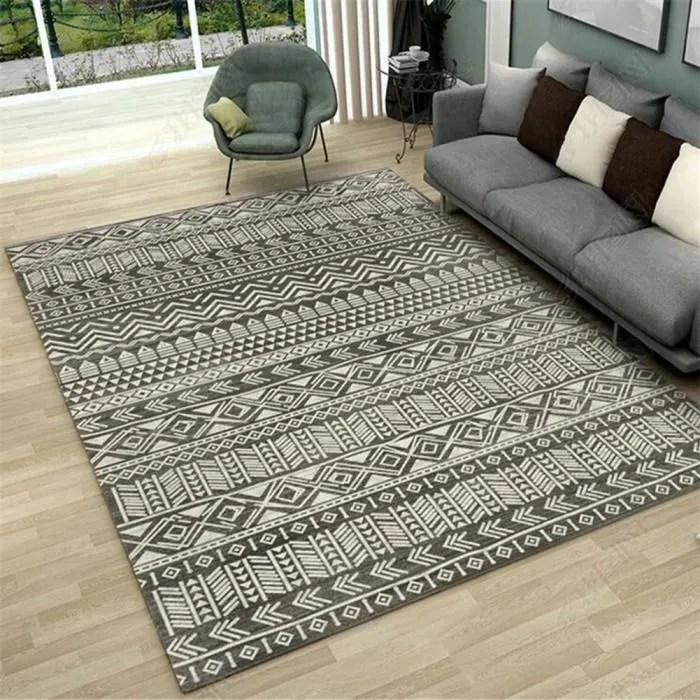 tapis salon tapis berbere 120 200cm