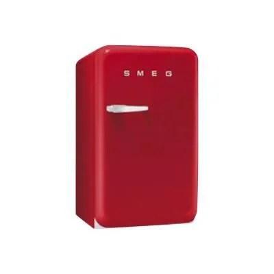 refrigerateur 1 porte smeg fab 10 rr