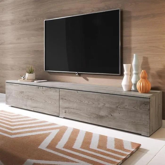 meuble tv meuble de salon kane 180 cm chen
