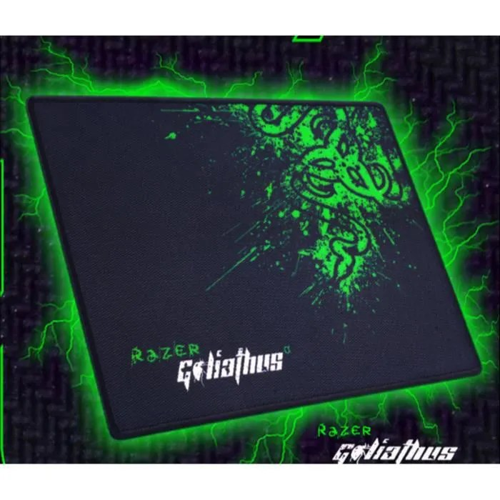 tapis de souris gaming razer goliathus extended