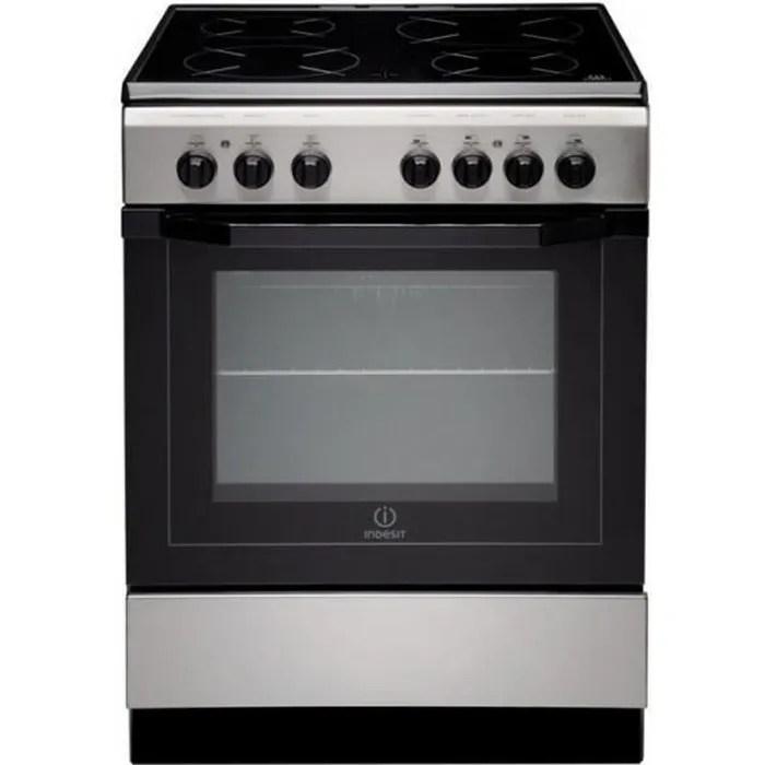 cuisiniere vitroceramique largeur 60 cm fou