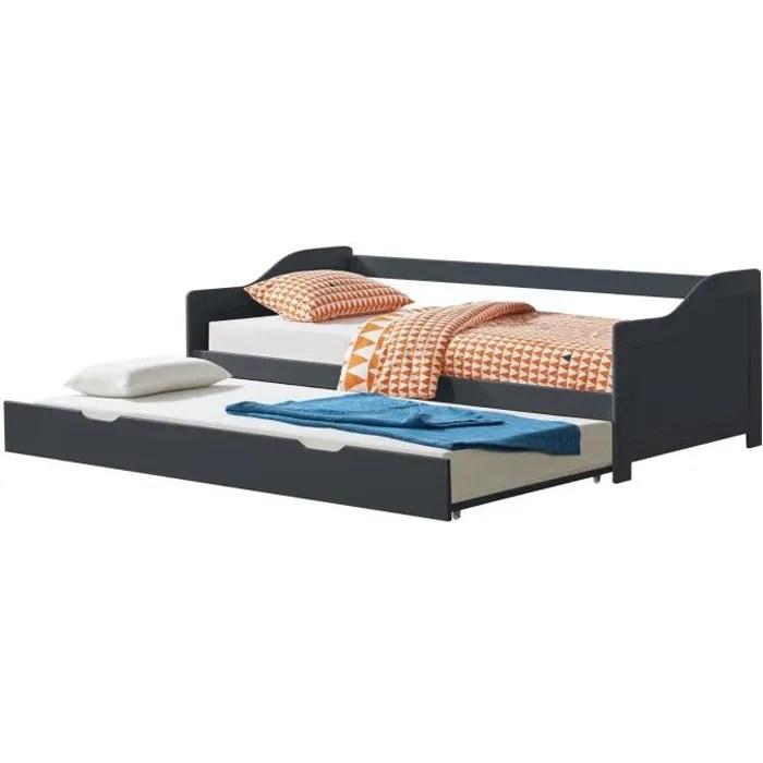 divan lit d appoint structure