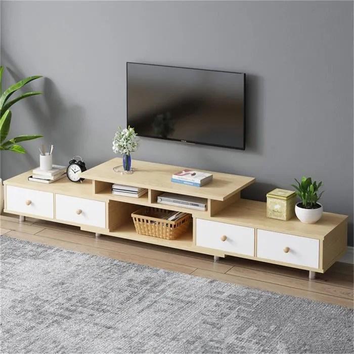 meuble tv profondeur 30 cm