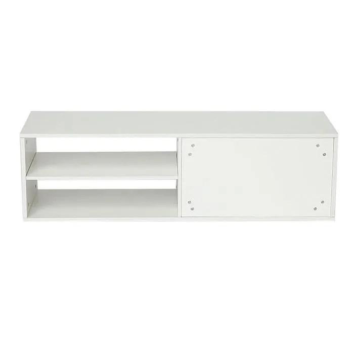 meuble tv bois 130