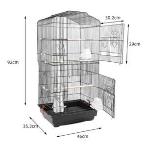 cages habitat oiseaux cdiscount