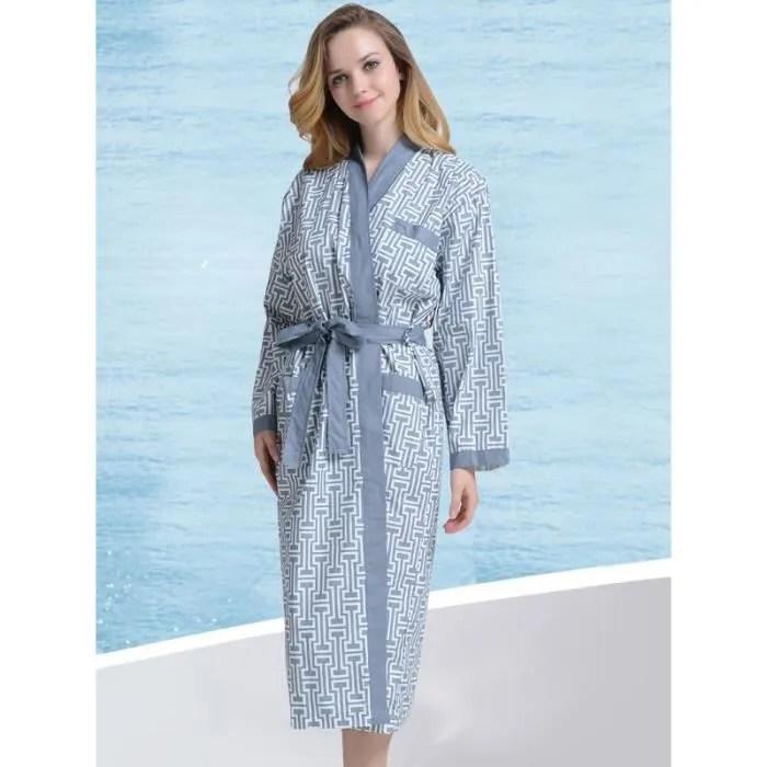 Robe De Chambre Femme Ete 63 Remise Www Boretec Com Tr