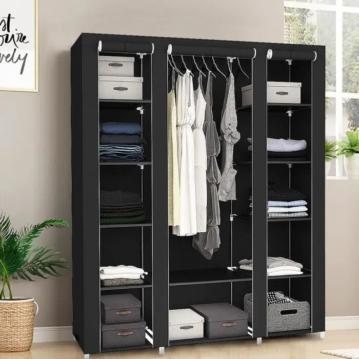Armoire Toile Cdiscount