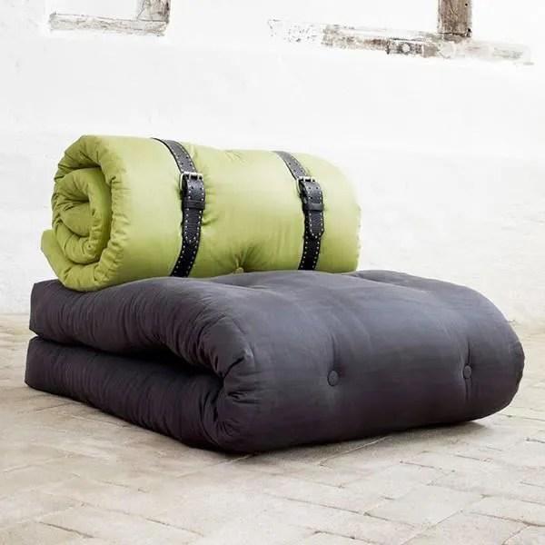 fauteuil lit meridienne futon d
