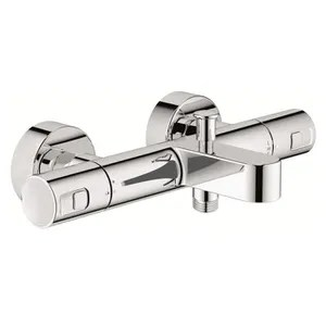 robinet de douche thermostatique grohe ou hansgrohe