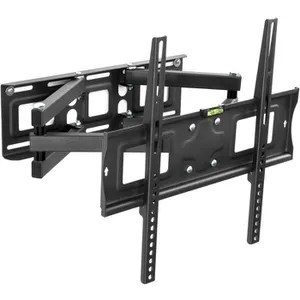 One For All Wm2651 Support Mural Inclinable Et Orientable A 180 Pour Tv De 81 A 213cm 32 84 Fixation Support Tv Avis Et Prix Pas Cher Cdiscount