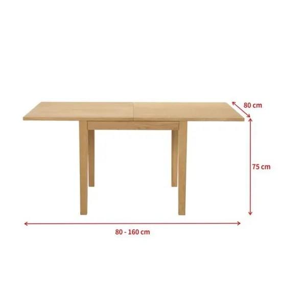 vente console extensible okrug table