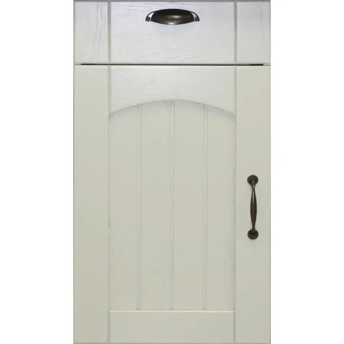 facade de cuisine pour meuble 700x600 1 porte 1 tiroir nature blanche