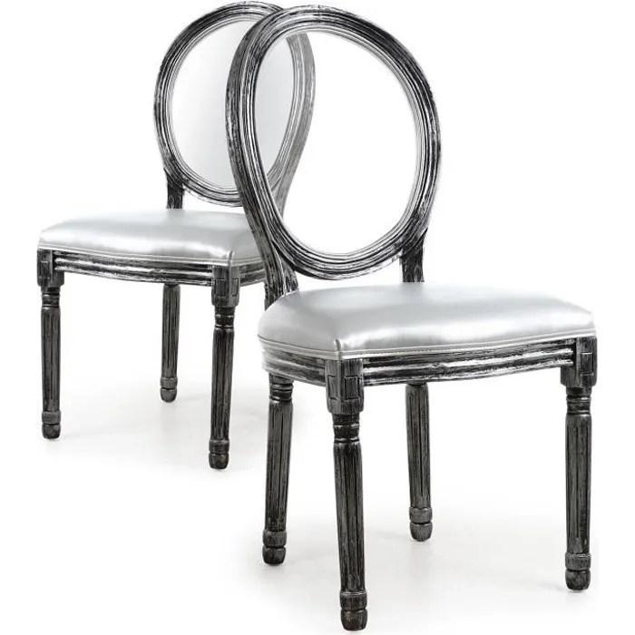 chaise louis 13
