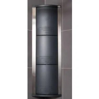 toilette rangement d angle salle