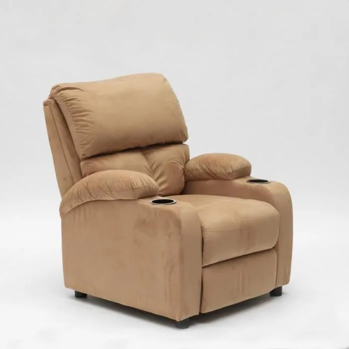 fauteuil relax inclinable avec repose
