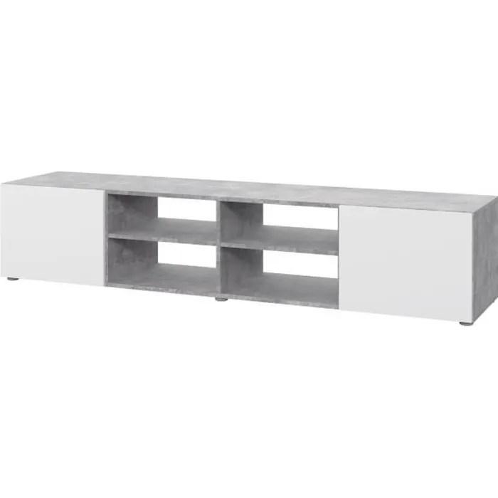 meuble tv 170 cm