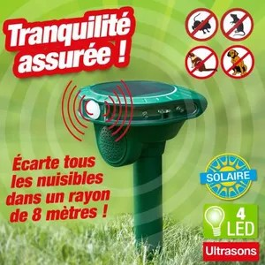 Anti Nuisible Solaire Idees