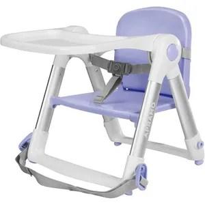 chaise haute violet achat vente