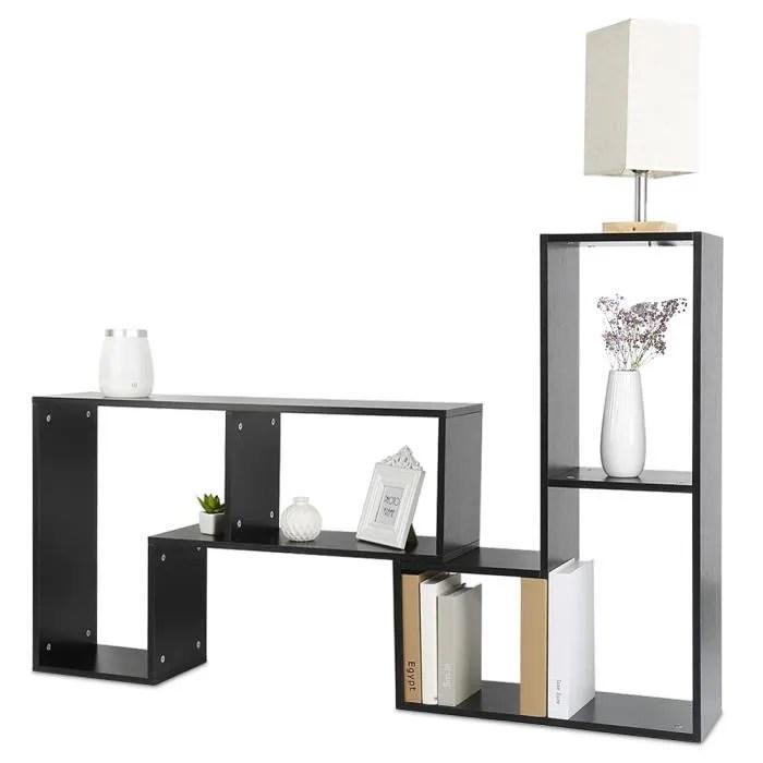 agileki meuble tv mural 3 en 1 noir diy meuble tv