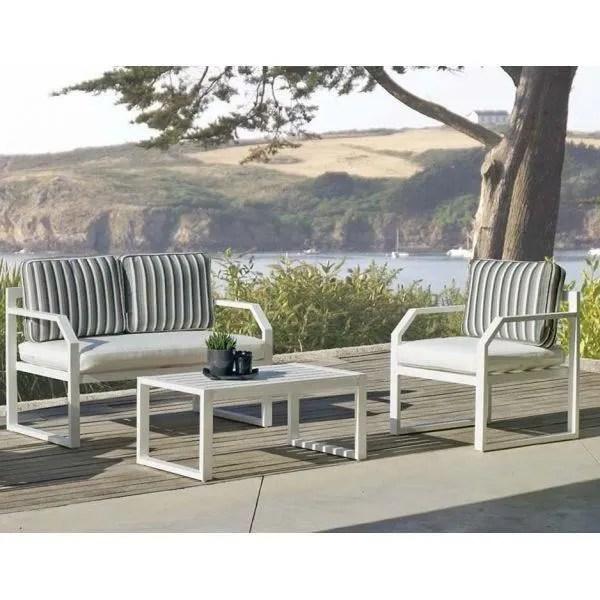 salon de jardin en aluminium 4 places amza 294306 2