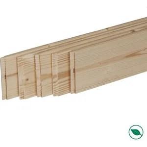 plinthe bois blanche de tres grande