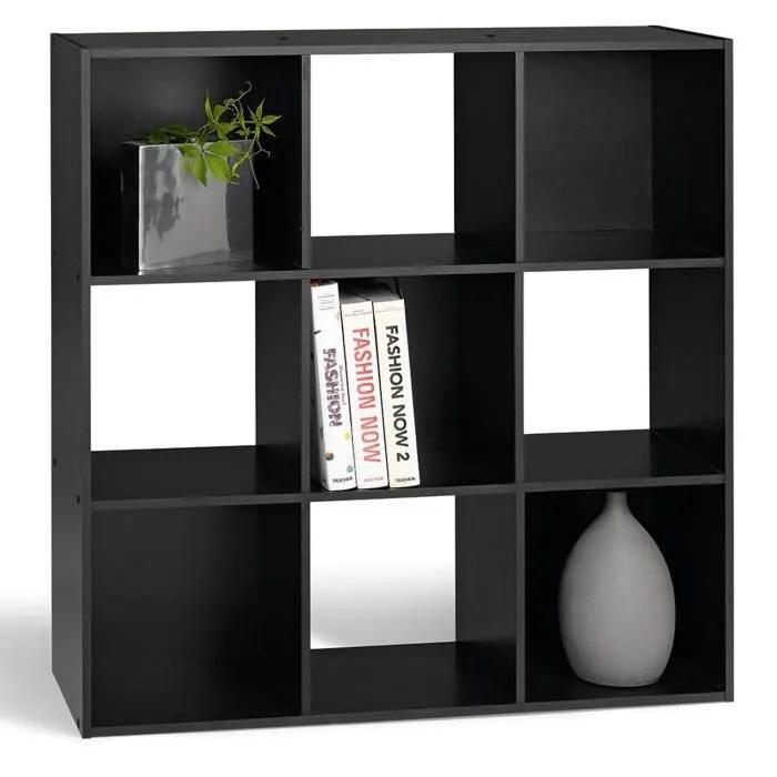 compo cube 9 cases noir