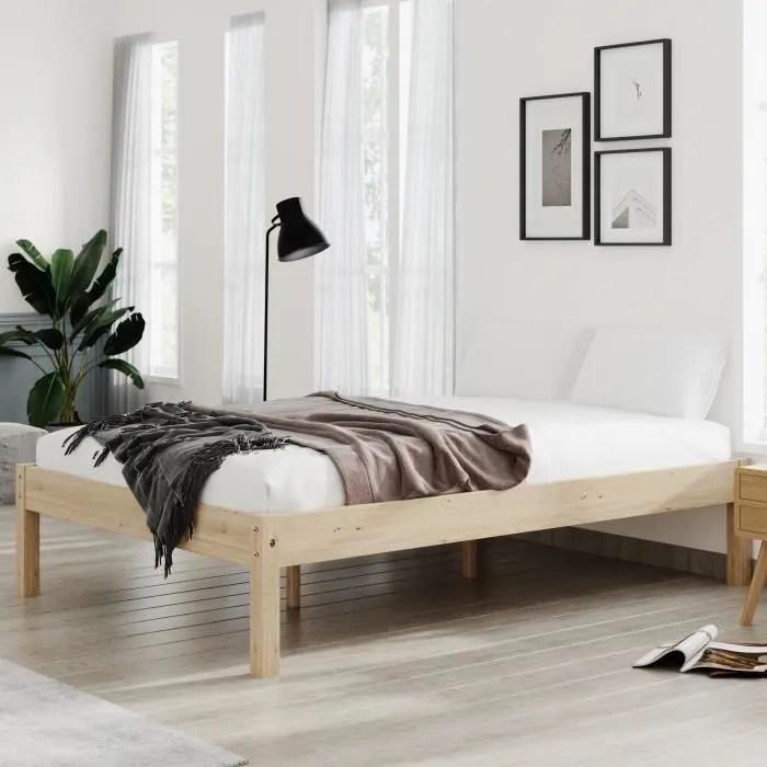 modernluxe lit adulte avec sommier a