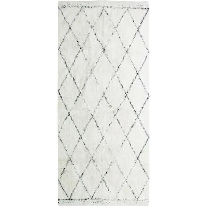 tapis couloir coton