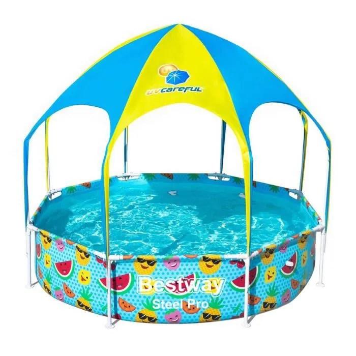 piscine tubulaire 1m de hauteur