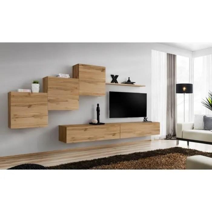 ensemble meuble salon mural switch x design color