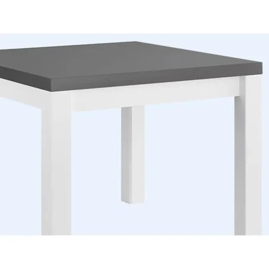 table a manger carree 100x100 cm en