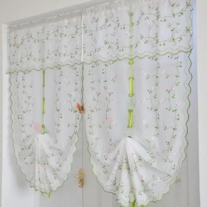 blanc 80 180cm 1 pc rideau pour fenetre de salon c