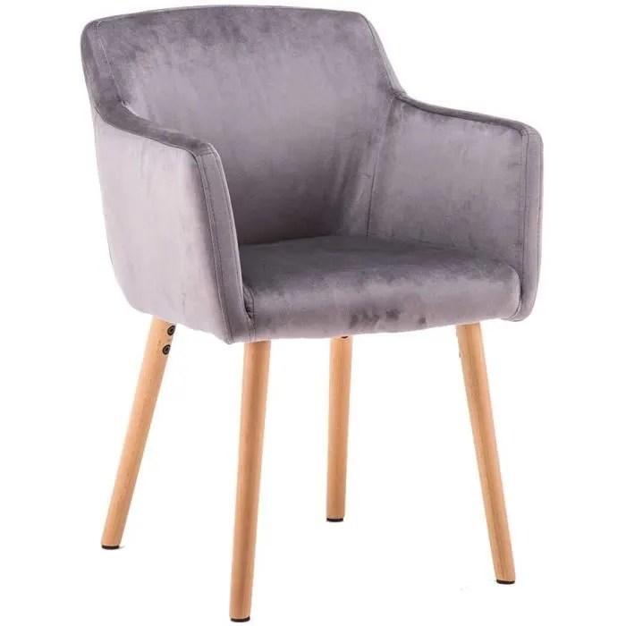 marque amazon vardar chaise de salle a manger gris