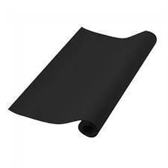 tunturi set de tapis de protection sol musculation 100x70cm